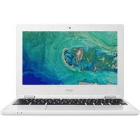 "Acer 11.6"" Chromebook 11 Intel Celeron N3060 1.6GHz 2GB Ram 16GB Flash Chrome OS Factory Recertified"