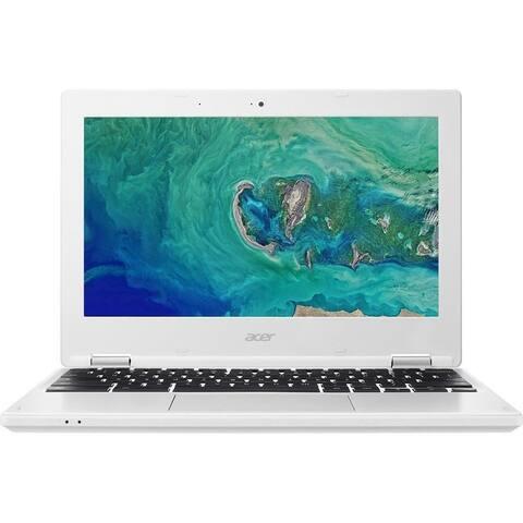 "Acer Chromebook 11 - 11.6"" Intel Celeron N3060 1.6 GHz 4GB Ram 16GB Flash Chrome Factory Recertified"