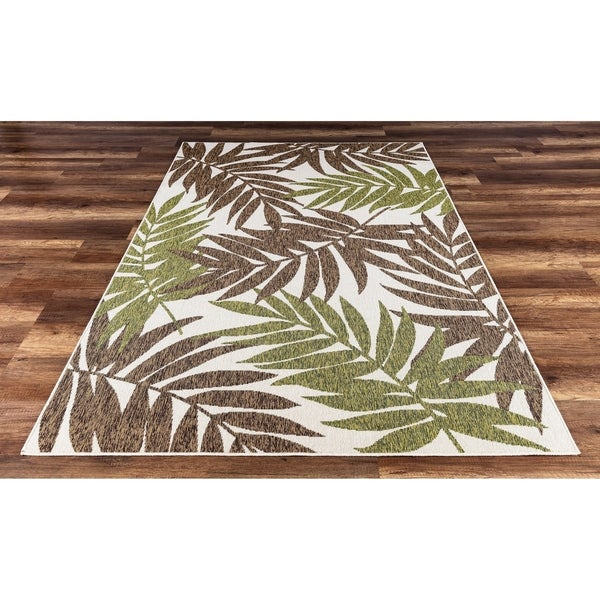 Palm Leaves Area Rug Area Rug Ideas