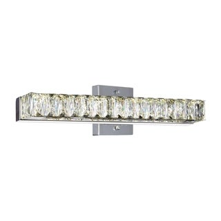 Milan Chrome Stainless Steel LED Wall Sconce