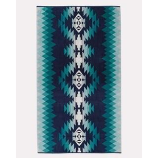 Pendleton Papago Park Turquoise Oversized Spa Towel