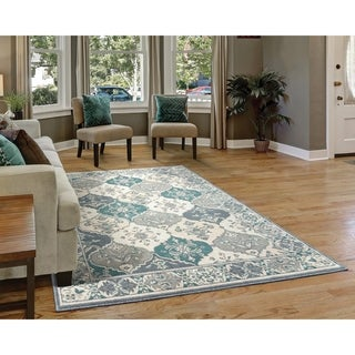 Westfield Home Cottonwood Sandrine Multi Accent Rug - 1'10 x 3'