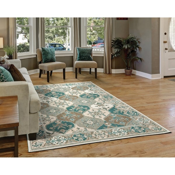 Westfield Home Cottonwood Sandrine Natural Runner Rug - 1'11 x 7'6