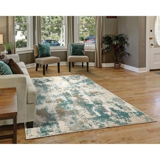 Westfield Home Cottonwood Faerie Multi Runner Rug - 1'11 x 7'6