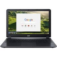 Acer Chromebook 15 Intel  Celeron 1.6 GHz 4 GB Ram 32GB Flash Chrome OS Factory Recertified
