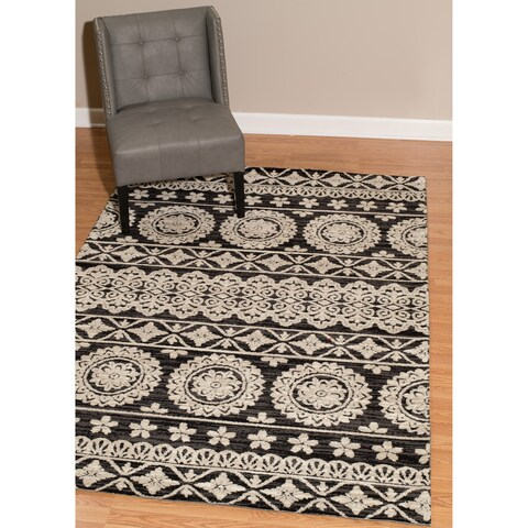 Westfield Home Basilica Roma Onyx Accent Rug - 2'7 x 3'11