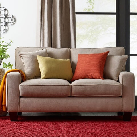 "Truly Home Andrew 61"" Loveseat"