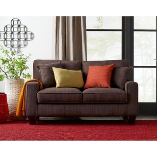 """Truly Home Andrew 61"""" Loveseat"""