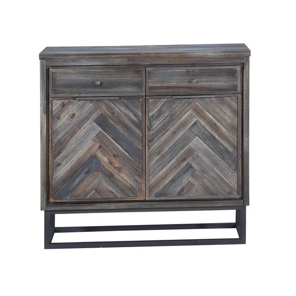 Aspen Court Two Door Two Drawer Cabinet