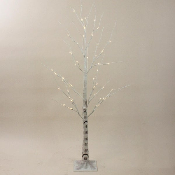 "Pre Lit Christmas Twig Tree: Shop 4"" Pre-Lit Warm White LED Lighted Christmas Twig"