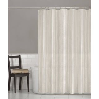 Link to Maytex Linen Stripe Fabric Shower Curtain Similar Items in Shower Curtains