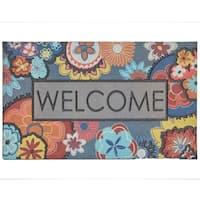 Mohawk Home Doorscapes Ethereal Welcome Door Mat (1'6 x 2'6)