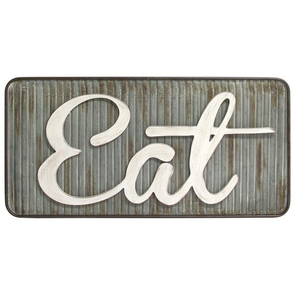 Stratton Home Decor Retro Eat Wall Decor by Generic