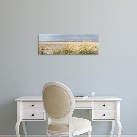 Easy Art Prints Alan Blaustein's 'Island Sand Dunes' Premium Canvas Art
