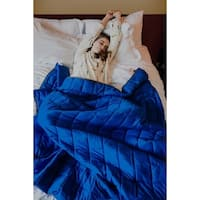 CMFRT Weighted Blanket for Teens - 12 lbs