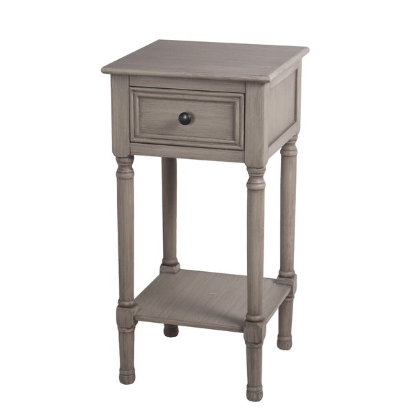 1 Drawer Savannah Accent Table