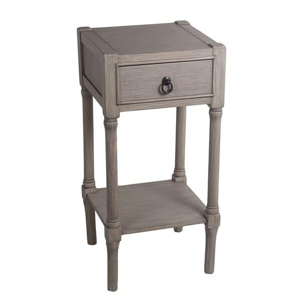 1 Drawer Savannah Accent Table