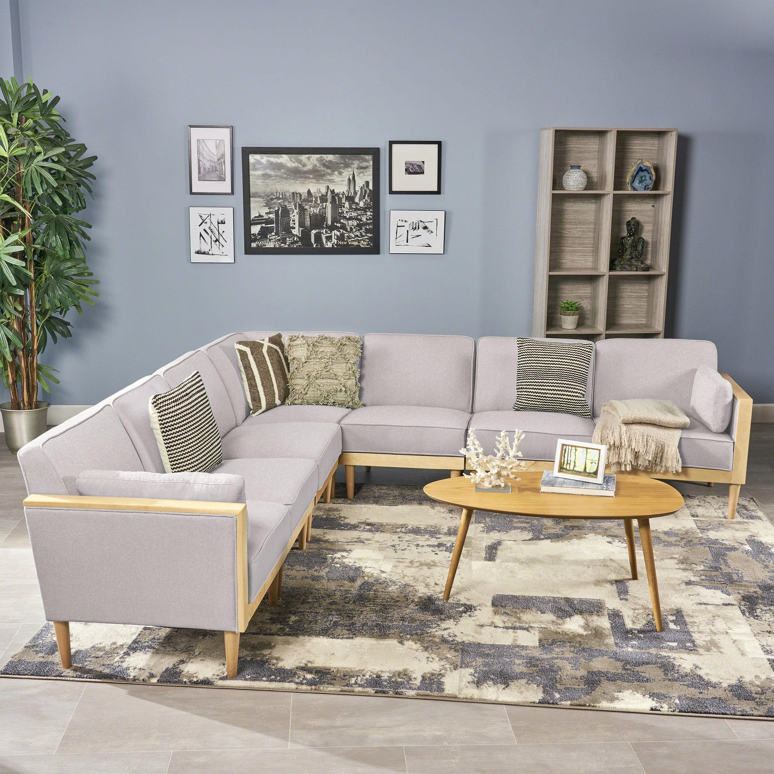 Shop Pembroke 7-Piece Sectional Sofa Set by Christopher ...
