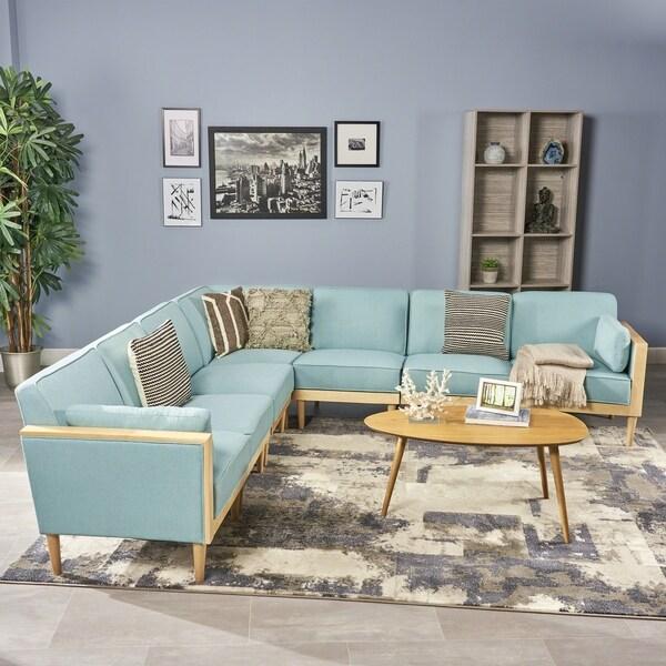 Shop Pembroke 7 Piece Sectional Sofa Set By Christopher