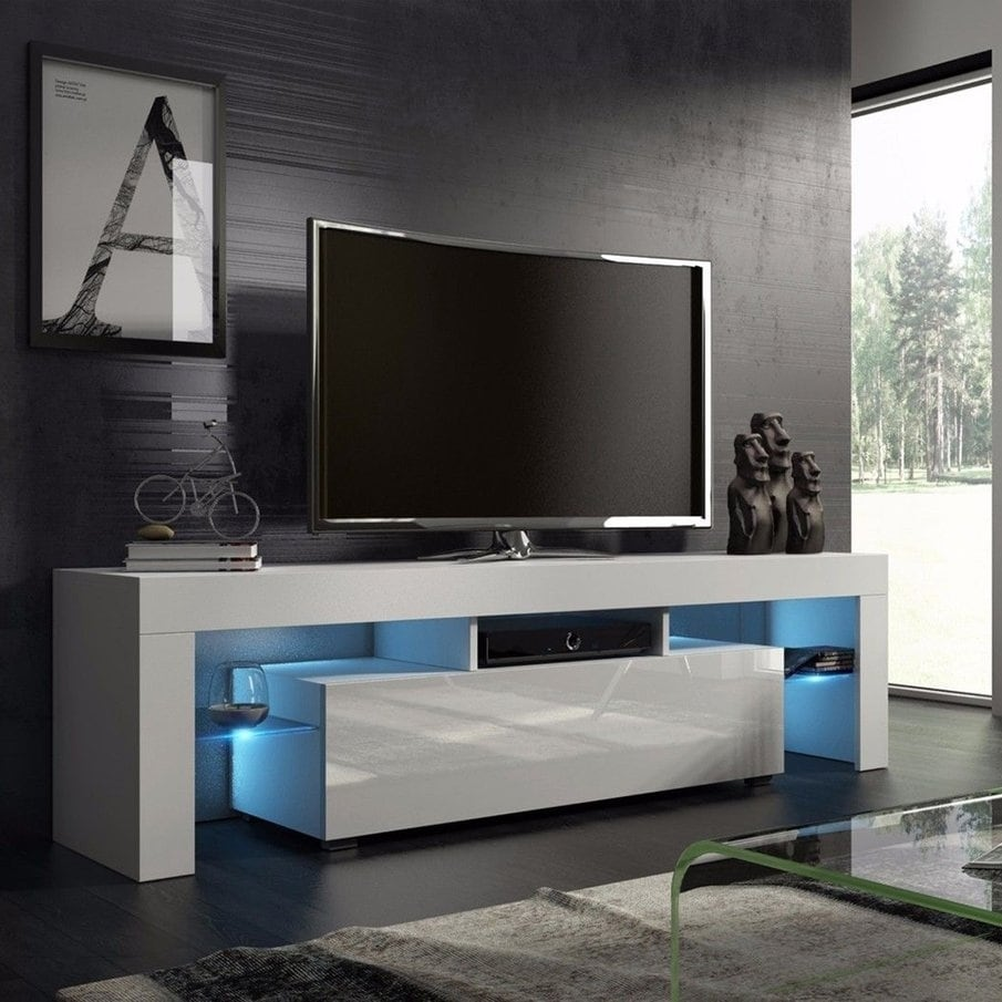 Shop Nordic Fashionable Design Home Tv Cabinet Tv Stand Furniture Overstock 22996617