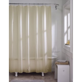 Maytex Super Softy PEVA Shower Curtain or Liner, 70 inches x 72 inches