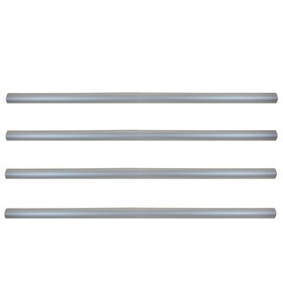 3'' x 16' Aluminum Tubes for In-Ground Pool Cover Reel System