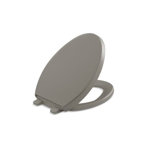 Kohler Reveal® Quiet-Close Elongated Toilet Seat Sandbar (K-4008-G9)