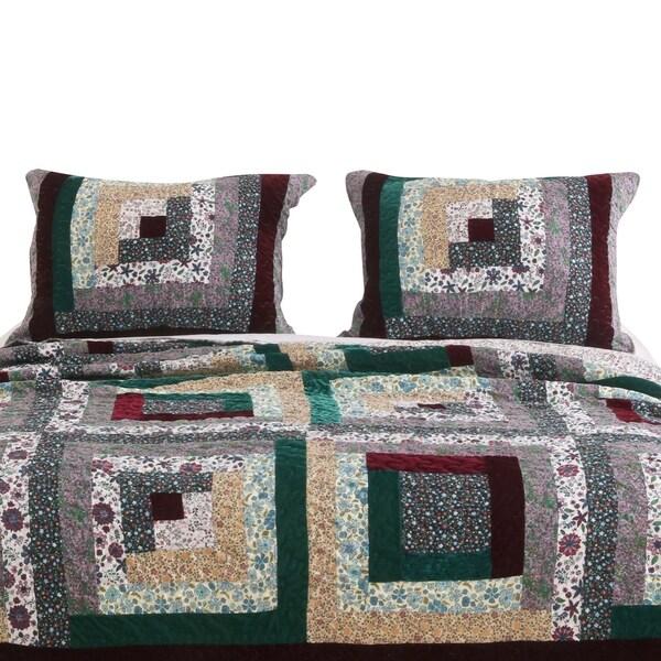 Greenland Home Pine Grove Pillow Sham Set (Set of 2)