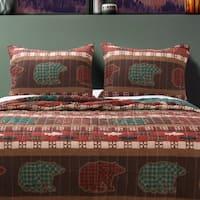 Greenland Home Canyon Creek Pillow Sham Set (Set of 2)