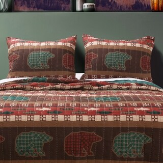 Greenland Home Canyon Creek Pillow Sham Set (Set of 2)