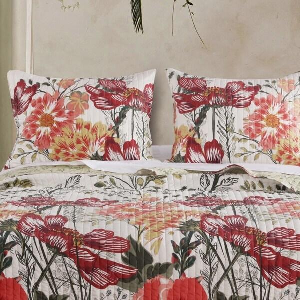 Barefoot Bungalow Meadow Pillow Sham Set (Set of 2)