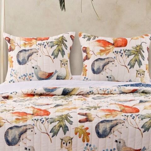 Barefoot Bungalow Willow Pillow Sham Set (Set of 2)
