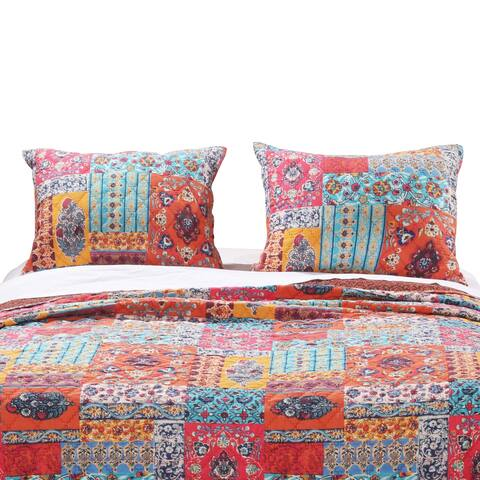 Barefoot Bungalow Indie Spice Pillow Sham Set (Set of 2)