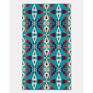 Pendleton Tucson Tuquoise Ovesized Spa Towel
