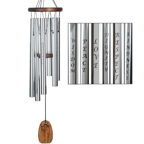 Woodstock Windchimes Virtues