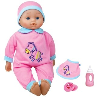 Lissi Dolls Interactive Baby with Accessories