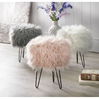 Fabulous Buy Glam Ottomans Storage Ottomans Online At Overstock Bralicious Painted Fabric Chair Ideas Braliciousco
