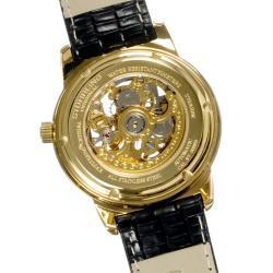Stuhrling Original Men's Delphi Skeleton Automatic Watch
