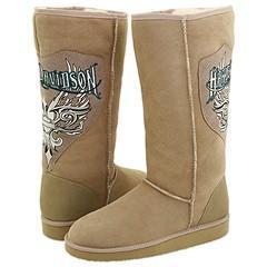 Harley-Davidson Pinnacle Camel Boots