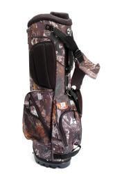 Pinemeadow Camouflage Dual-leg Golf Bag - Thumbnail 1