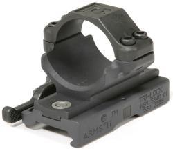 Trijicon ARMS Throw Lever Flat-top Mount for TriPower Scope - Thumbnail 1