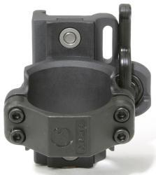 Trijicon ARMS Throw Lever Flat-top Mount for TriPower Scope - Thumbnail 2