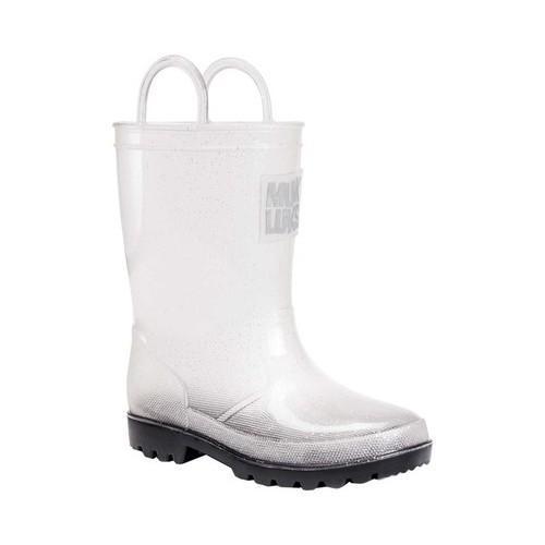 Children's MUK LUKS Molly Rain Boot with 5 Pack Socks Multi