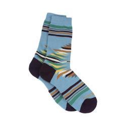 Pendleton Falcon Cove Crew Sock (2 pairs) Aqua (2 options available)