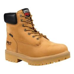 Men's Timberland PRO Direct Attach 6in Soft Toe Boot Wheat Nubuck