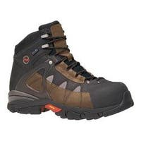 Men's Timberland PRO Hyperion Waterproof XL Soft Toe Brown All Leather