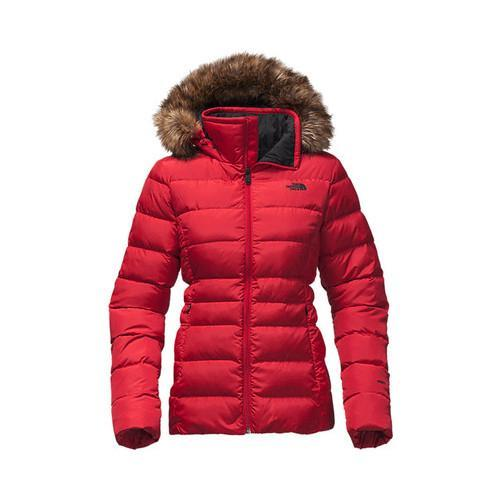 1294adc634 Shop Women s The North Face Gotham Jacket II TNF Red - Free Shipping Today  - Overstock - 19483660