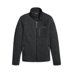 Boys' The North Face Gordon Lyons Full Zip TNF Black Heather