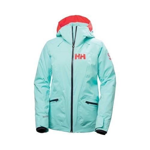 Shop Women s Helly Hansen Glory Ski Jacket Glacier - Free Shipping Today -  Overstock - 19509753 259bf12f2