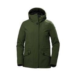 Women's Helly Hansen Donegal Winter Jacket Ivy Green